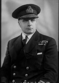 Sir Charles Gordon Ramsey, by Bassano Ltd - NPG x178181