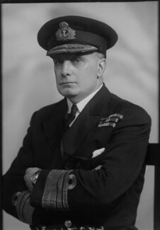 Sir Charles Gordon Ramsey, by Bassano Ltd - NPG x178183