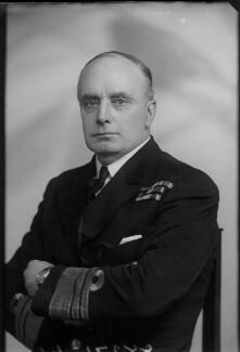 Sir Charles Gordon Ramsey, by Bassano Ltd - NPG x178184
