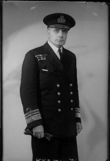 Sir Charles Gordon Ramsey, by Bassano Ltd - NPG x178187