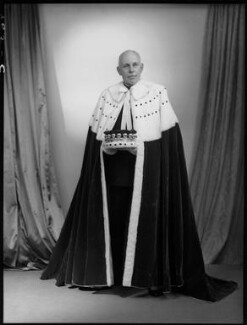 Robert Clive Bridgeman, 2nd Viscount Bridgeman, by Navana Vandyk - NPG x130642