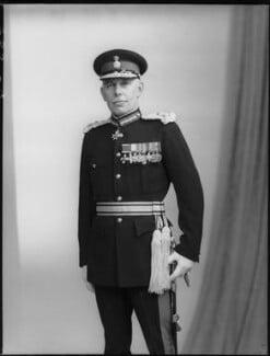 Robert Clive Bridgeman, 2nd Viscount Bridgeman, by Navana Vandyk - NPG x130646