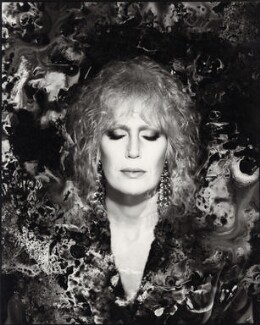 Dusty Springfield, by Mike Owen, 1994 - NPG x135228 - © Mike Owen / National Portrait Gallery, London