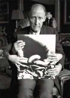 Bill Brandt, by Ida Kar - NPG x135230