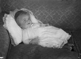 Sir John Ridley Evelyn Bradford, 4th Bt, by Bassano Ltd - NPG x178190