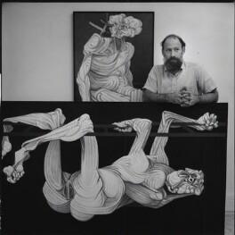 Myron Barnstone, by John Malcolm Couzins - NPG x135242
