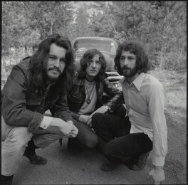Supertramp (Richard Palmer-James; Roger Hodgson; Rick Davies), by John Malcolm Couzins - NPG x135248