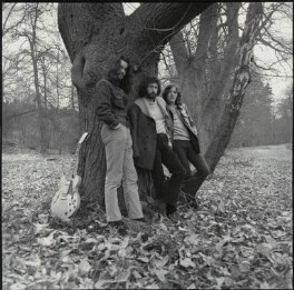 Supertramp (Richard Palmer-James; Rick Davies; Roger Hodgson), by John Malcolm Couzins - NPG x135249