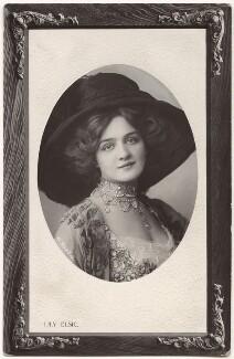 Lily Elsie (Mrs Bullough), probably by Foulsham & Banfield, mid 1900s - NPG x135261 - © National Portrait Gallery, London