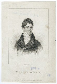 William Austin, by R. Page, published by  J. Robins & Co, published 1821 - NPG D38615 - © National Portrait Gallery, London