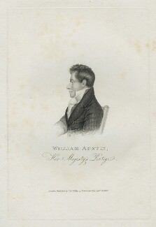 William Austin, published by Thomas Kelly - NPG D38616