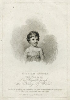 William Austin, by William Nicholls, published by  Hassell & Co, after  John Raphael Smith - NPG D38618