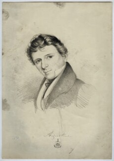 William Austin, by Unknown artist - NPG D38619