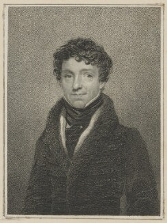 Richard Jones as Alfred Highflyer, by John Rogers, published by  George Virtue, after  Thomas Charles Wageman - NPG D38621