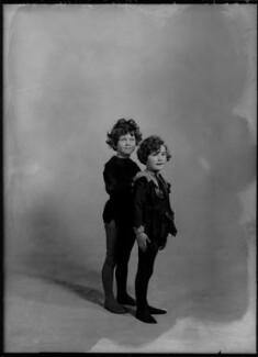 Janet Simon; Jane Jennifer (née Rew), Lady Cazalet, by Bassano Ltd - NPG x156182