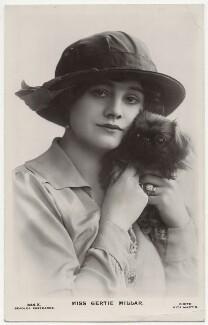 Gertie Millar, by Rita Martin, published by  J. Beagles & Co - NPG x131568