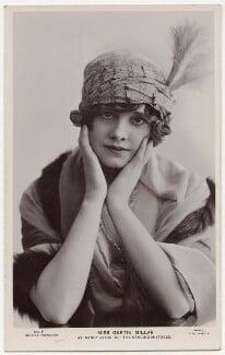 Gertie Millar as Nancy Joyce in 'The Dancing Mistress', by Rita Martin, published by  J. Beagles & Co - NPG x131567