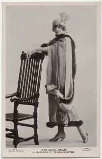 Gertie Millar as Nancy Joyce in 'The Dancing Mistress', by Rita Martin, published by  J. Beagles & Co - NPG x131566