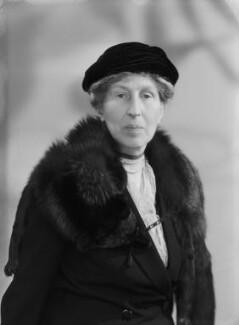 Lady Helen Violet Graham, by Bassano Ltd - NPG x156197