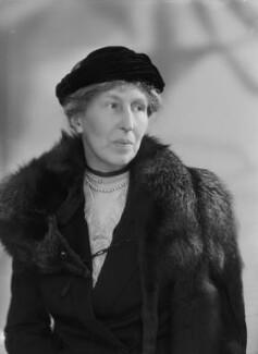 Lady Helen Violet Graham, by Bassano Ltd - NPG x156198