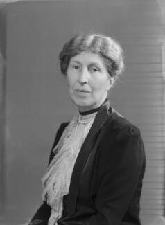 Lady Helen Violet Graham, by Bassano Ltd - NPG x156199