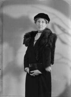 Lady Helen Violet Graham, by Bassano Ltd - NPG x156201