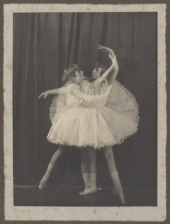 'Ballet Dancer', by Howard Instead - NPG Ax135341