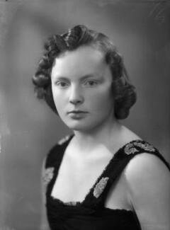 Lady Margaret Dorothea Stirling-Aird (née Boyle), by Bassano Ltd - NPG x156274