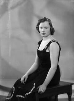 Lady Margaret Dorothea Stirling-Aird (née Boyle), by Bassano Ltd - NPG x156278