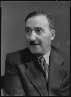 Stefan Zweig, by Bassano Ltd - NPG x156328