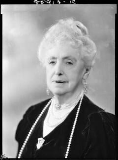 Mabell Frances Elizabeth (née Gore), Countess of Airlie, by Bassano Ltd, 5 June 1939 - NPG x156373 - © National Portrait Gallery, London