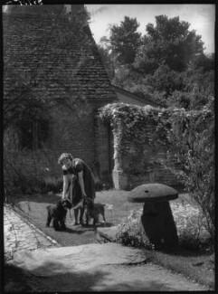 Alice Caroline Helen (née Buchan), Lady Fairfax-Lucy, by Bassano Ltd - NPG x156396