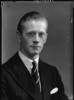 Gavin Astor, 2nd Baron Astor of Hever, by Bassano Ltd - NPG x156404