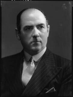 Sir Archibald Richard James Southby, 1st Bt, by Bassano Ltd - NPG x156410