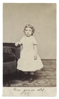 Mary Berenson (née Smith), by Unknown photographer - NPG Ax160518