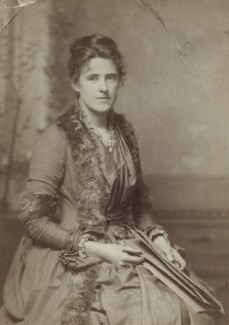 Mary Berenson (née Smith), by Unknown photographer - NPG Ax160646