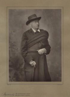 John Stuart Blackie, by Herbert Rose Barraud, published by  Eglington & Co - NPG x5170