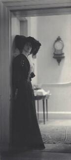 Lady Ottoline Morrell, by Cavendish Morton - NPG x135380
