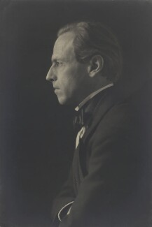 Cyril Scott, by Howard Instead - NPG x135381