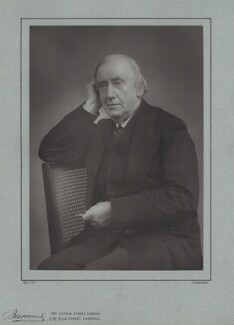 Sir Charles Hallé (né Carl Halle), by Herbert Rose Barraud, published by  Eglington & Co - NPG x17309