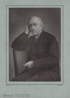 Sir Charles Hallé (né Carl Halle), by Herbert Rose Barraud, published by  Eglington & Co, published 1889 - NPG x17309 - © National Portrait Gallery, London