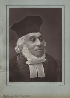 Nathan Marcus Adler, by Herbert Rose Barraud, published by  Eglington & Co - NPG x5148