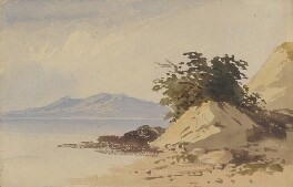 Bay scene, attributed to John Partridge - NPG 3944(56)