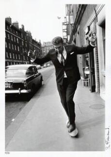 Frankie Howerd (Francis Alex Howard), by Philip Townsend, 1964 - NPG x135385 - © Philip Townsend Archive