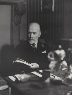 Bernard Berenson, possibly by Barbara Strachey - NPG Ax161078