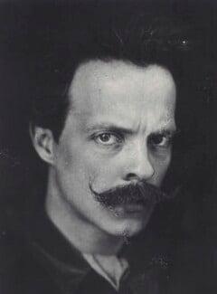 Hermann Obrist, by Unknown photographer, 1895 - NPG Ax161135 - © National Portrait Gallery, London