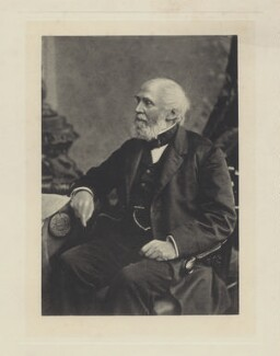 John Jay Smith, by Unknown photographer - NPG Ax160476