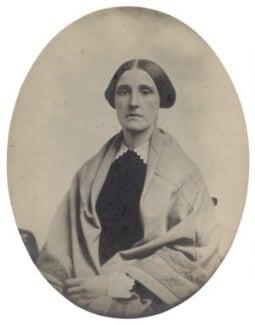Hannah Tatum Smith (née Whitall), by Unknown photographer - NPG Ax160498