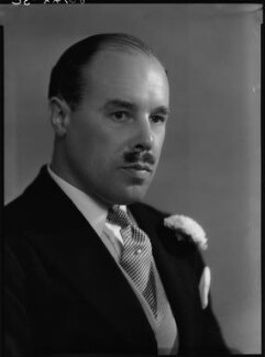 Sir Colin Norman Thornton-Kemsley, by Bassano Ltd, 20 July 1939 - NPG x156492 - © National Portrait Gallery, London