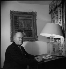 Sir Robert Philip Wyndham Adeane, by Ida Kar, 1959 - NPG x135426 - © National Portrait Gallery, London